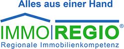 """IMMOREGIO – """"Regionale Immobilienkompetenz""""!"""