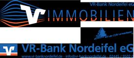 VR-Bank Nordeifel eG <small>und</small> VR-Bank Nordeifel eG Immobilien